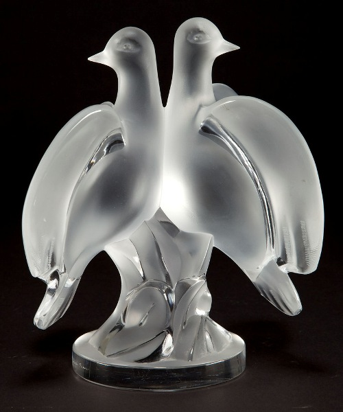 Rene Lalique Art Deco Glass Design on art deco interior design with sculptures