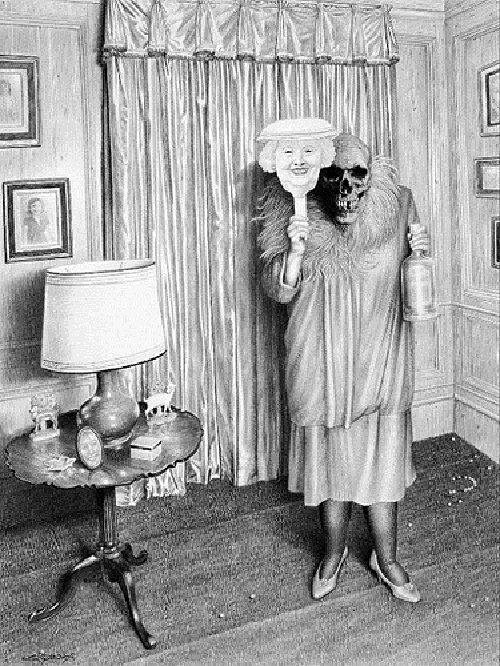 Boo. Drawings by Laurie Lipton