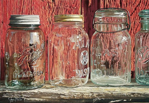 Hyperrealistic Oil Paintings by Steve Mills