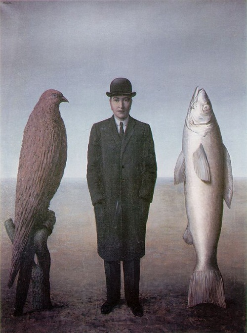 mysterious paintings by rene magritte art kaleidoscope
