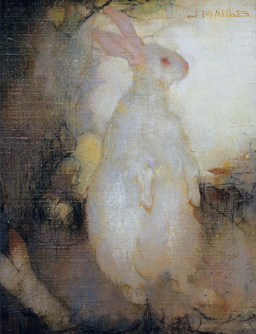 White rabbit (1910)