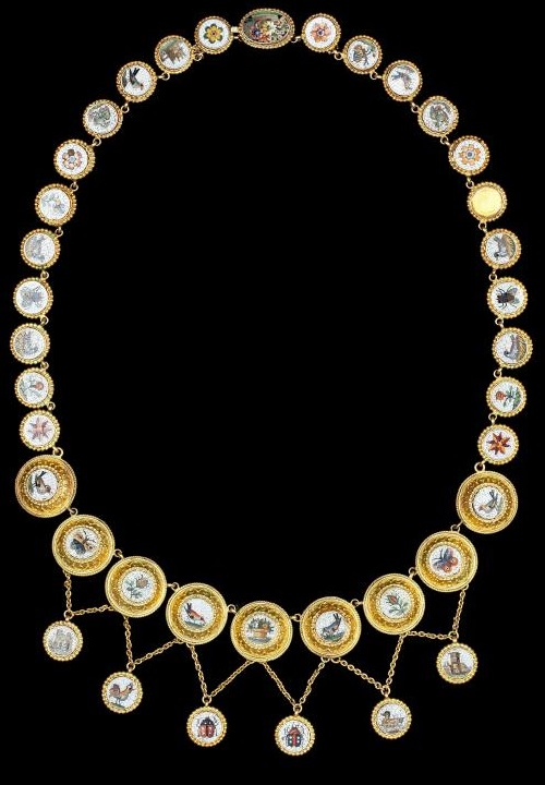 1860, the Necklace