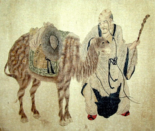 Chinese painter Yehang Lianxi
