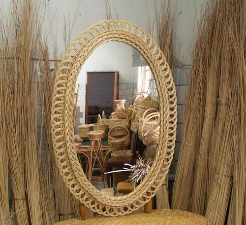 Willow weaving art