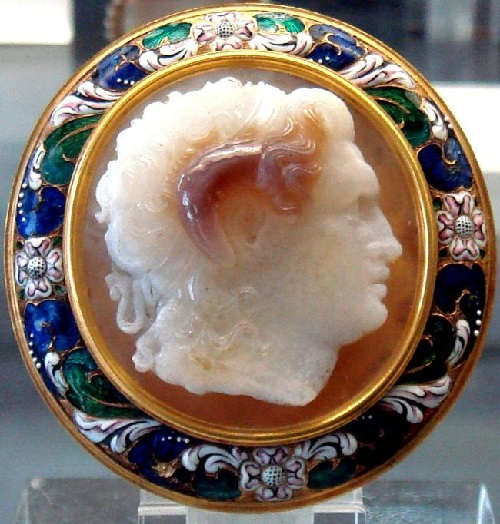 Cameo 'Alexander the Great'