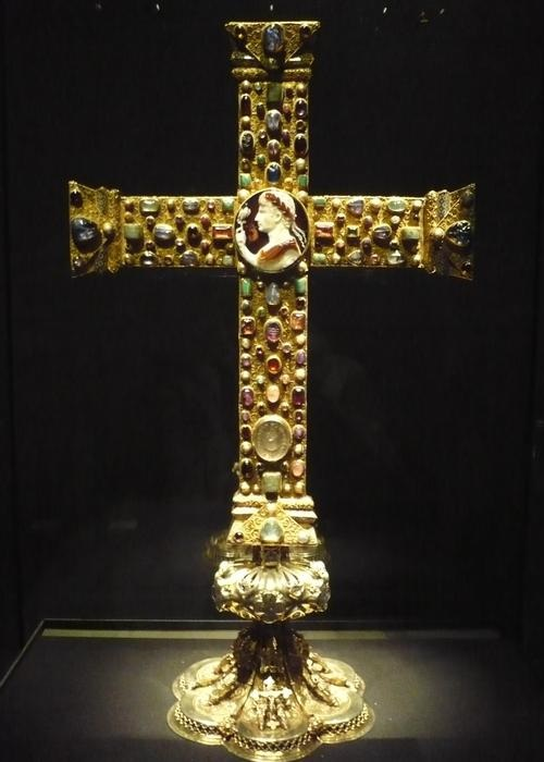 Cross of Lothair (late 10th c., Germany)