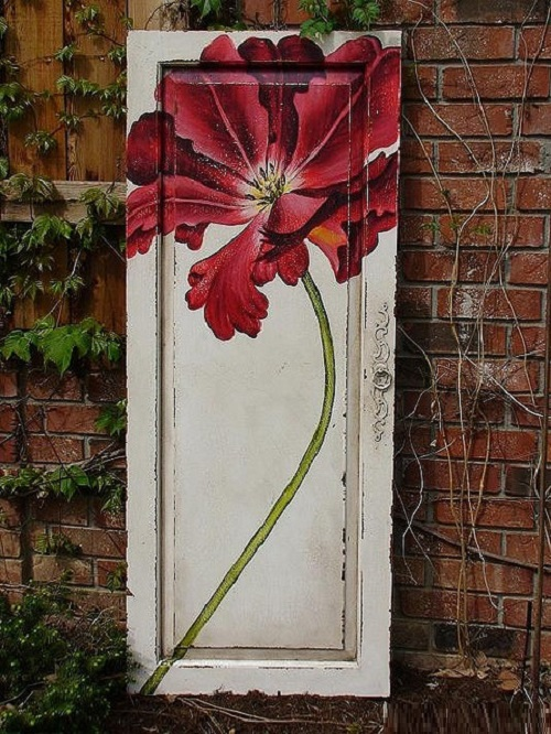 Doors as art