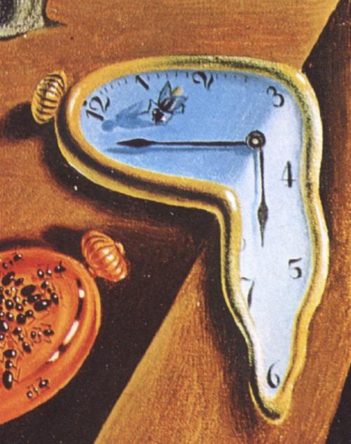 salvador dali persistence of memory essay On biographycom, learn more about salvador dalí, the spanish artist  best  known for his painting of melting clocks, the persistence of memory.