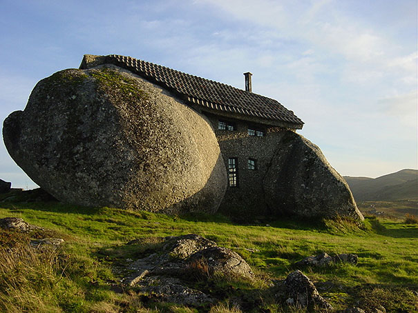 House Stone in Portugal