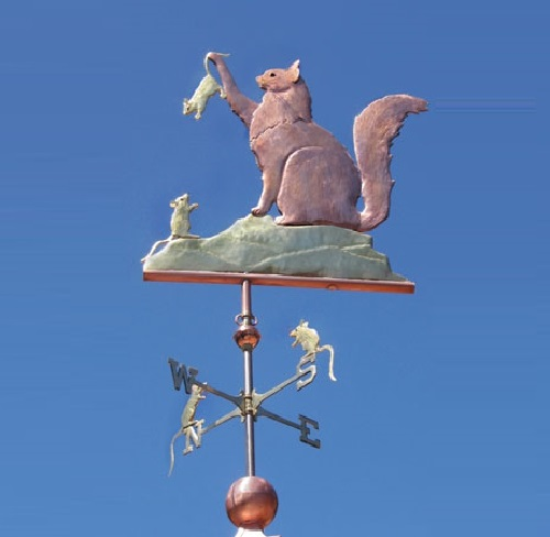 Weather Vanes art
