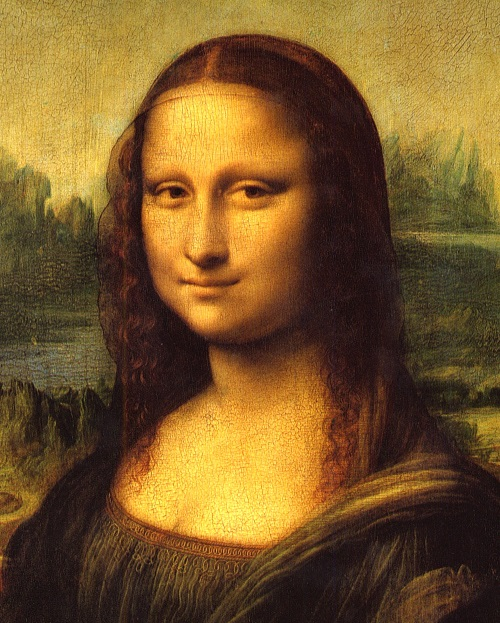 Mona Lisa medical diagnosis
