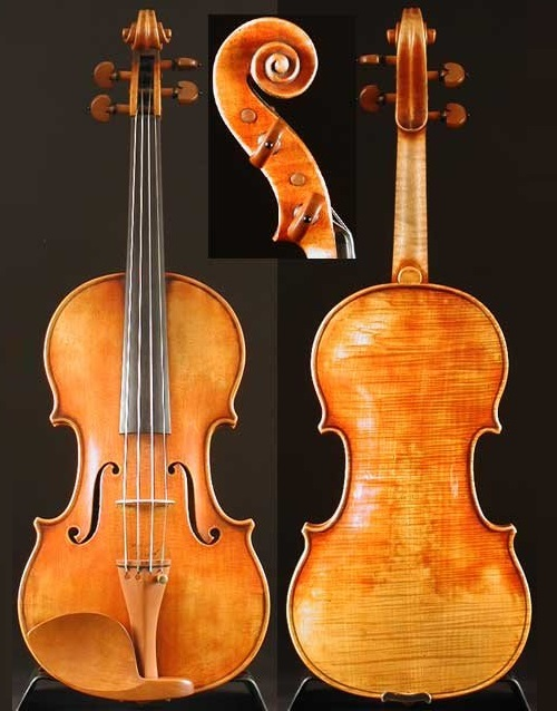 Morini's Davidoff Stradivarius Violin. Most expensive loss of world art