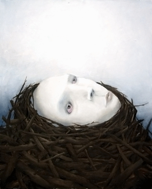 Nest. Oil on canvas. 2008