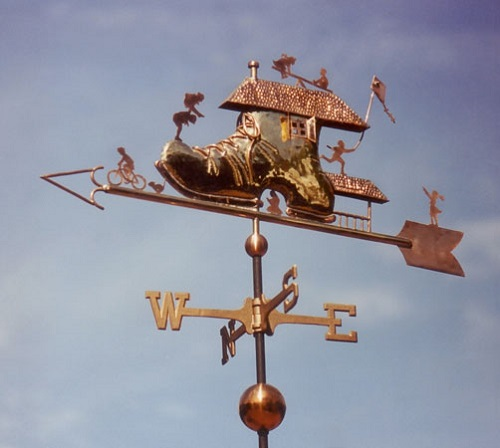 Weather Vane art