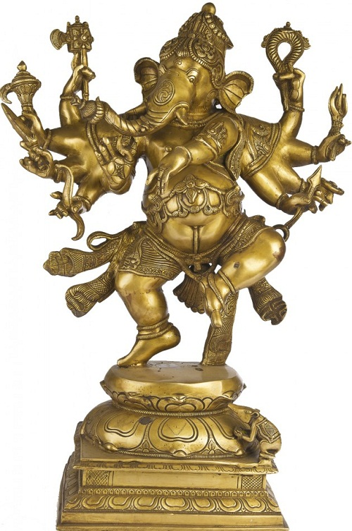 Ganesha in Indian art