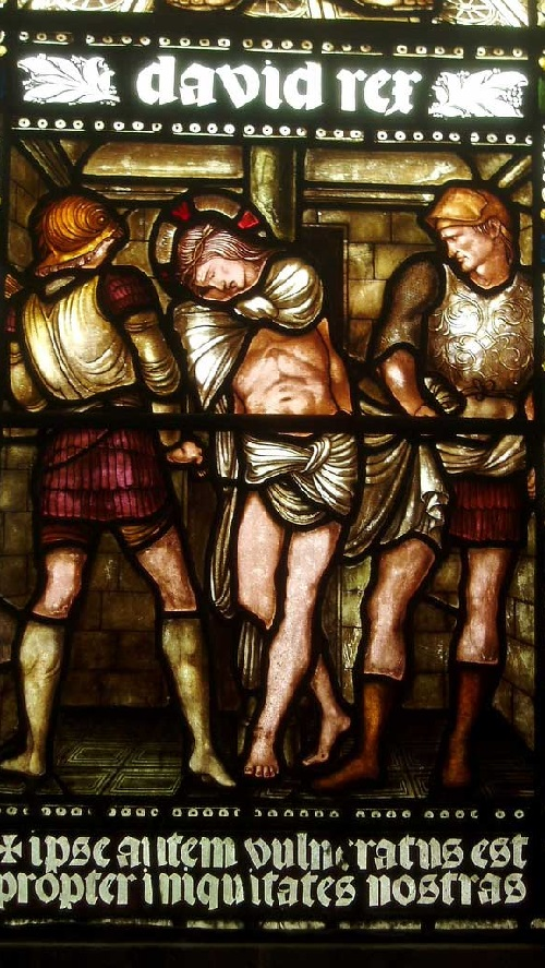 The Flagellation
