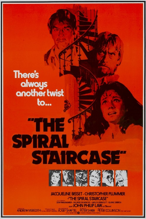 The Spiral Staircase (1975), a British remake of the 1946 film