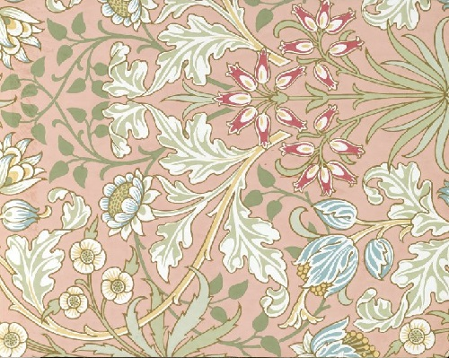 William Morris Textiles and Wallpaper