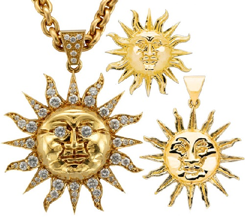 Barry Peterson Sun Valley Sun Jewelry