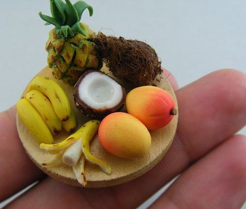Shay Aaron Miniature food