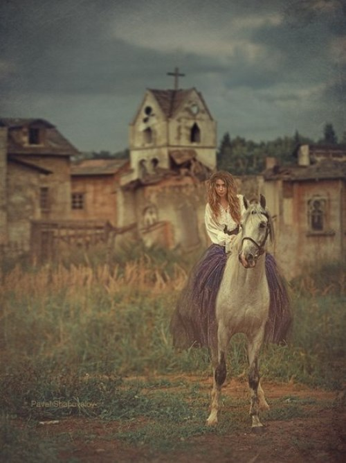 Photoart by Moscow based photographer Nadezhda Shibina