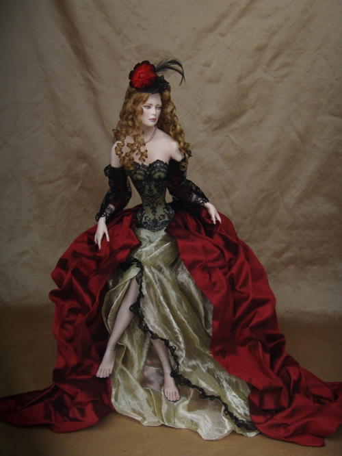 Tom Francirek & Andre Oliveira Art dolls