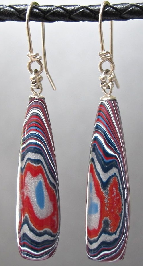 Fordite psychedelic patterns art kaleidoscope for Alex paint porcelain jewelry