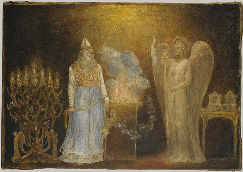 The Angel Gabriel Appearing to Zacharias, ca. 1799–1800