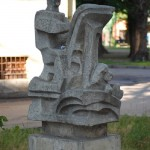 Monuments to artists
