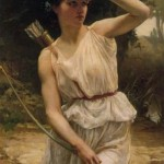 Diana the Huntress – Artemis by Guillaume Seignac