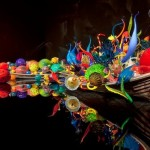 Dale Chihuly glass gardens