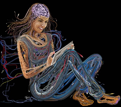 Wired illustration by Charis Tsevis