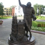 A monument to the artist