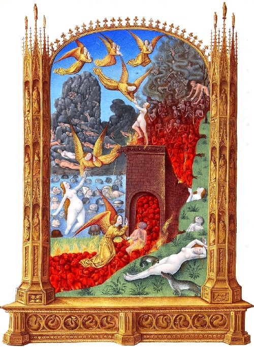 Page 113. Magnificent Book of Hours of Duc de Berry