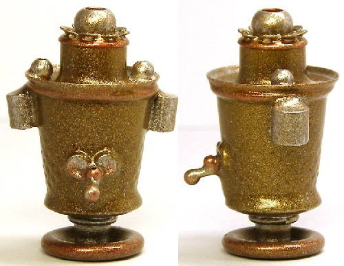Samovars from Bronze collection