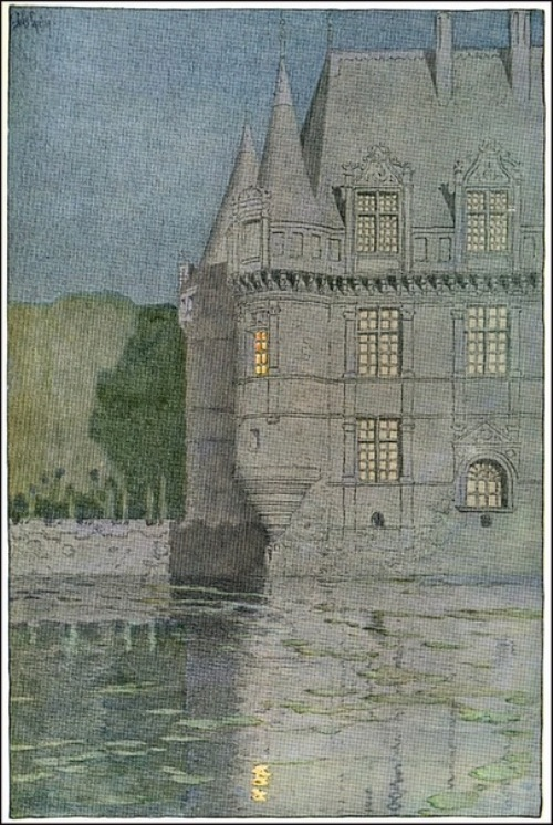 The Chateaux of Touraine, Published by The Century Co. 1906