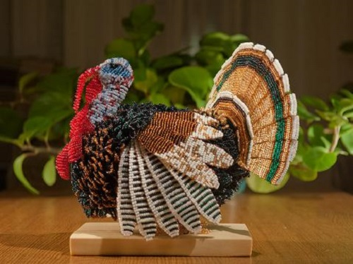 Turkey. beaded sculptures by Zhanna Vasilyeva