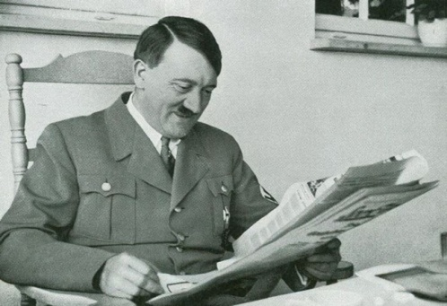 Famous NOT artists. Adolf Hitler