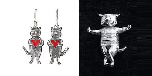 Edward Gorey cats