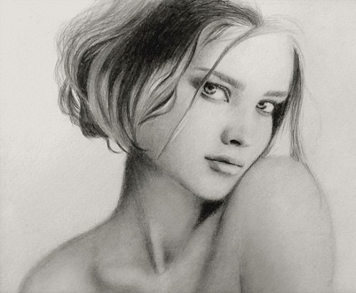 Natalia Vodianova fan art