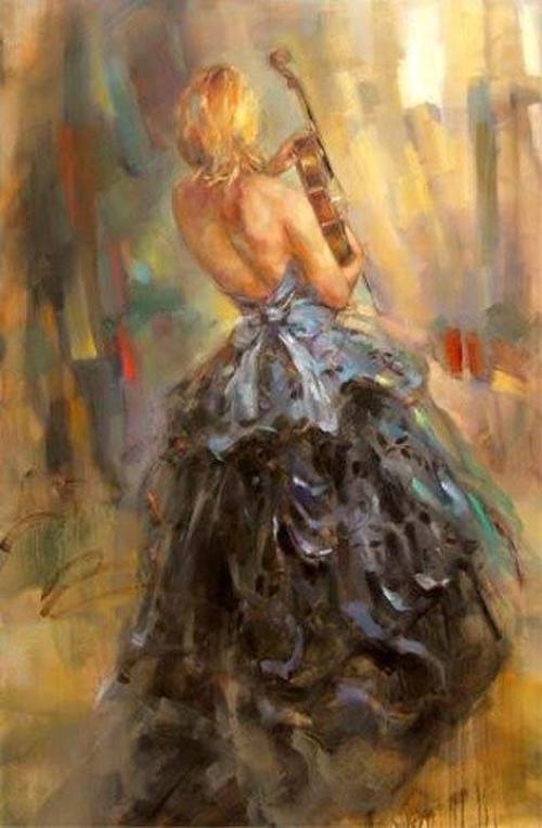 Paintings by Anna Razumovskaya
