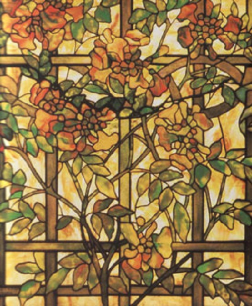 Stained glass window 1897