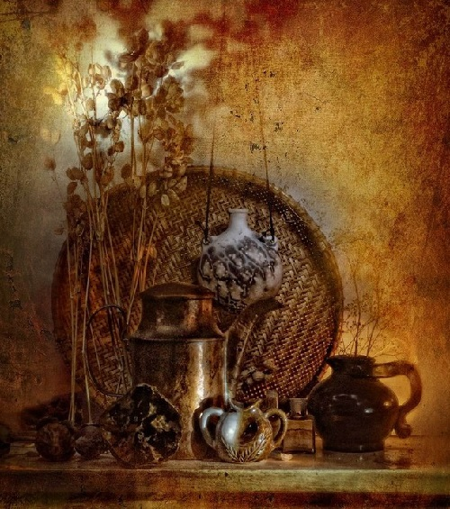 Still life photoart by Nikolay Dmitruk