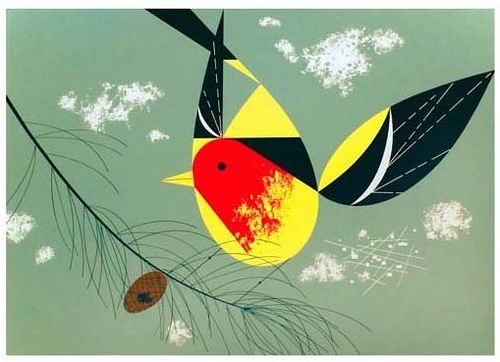 Golden Book by Charley Harper, American modernist artist
