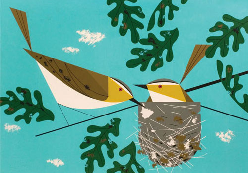 Golden Book by Charley Harper