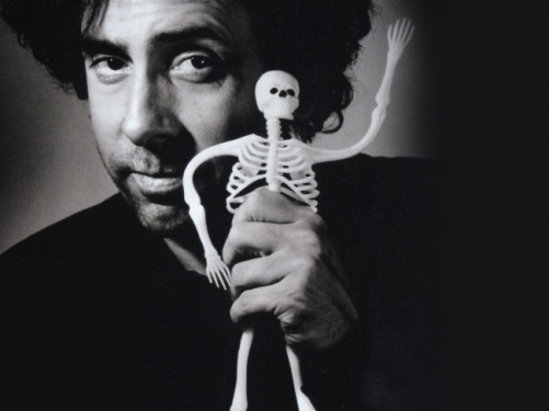 Famous NOT artists - Tim Burton