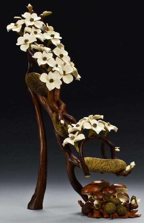 Dogwood Branch Shoe