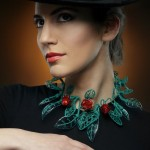 Beaded dreams by Cleopatra Cosulet