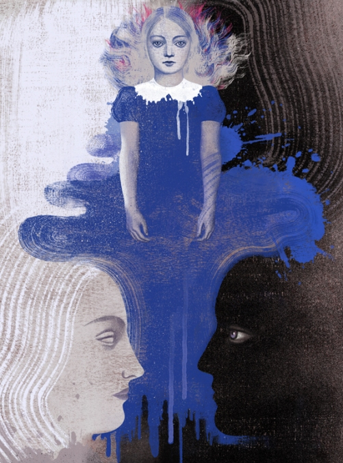 Le New York Times Book Review.  Illustrateurs Anna et Elena Balbusso