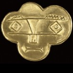 'Trefle (Clover)', 1971, Jewelry, 23 Carat Gold Pendant by Artist jeweler Pablo Picasso